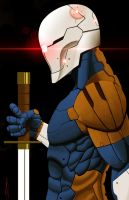Gray Fox - Metal Gear Solid by omegared19