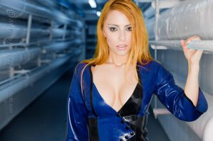 Latex Halls by StephVicious
