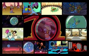 Wander Over Yonder Desktop Wallpaper (1680x1050) by CarolinesEcho