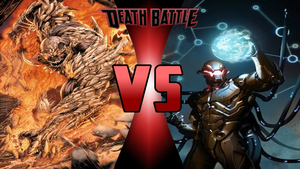 Doomsday vs Ultron by Dynamo1212