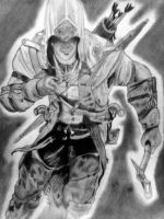 Connor Kenway - Assassin's Creed by guilhermegk29