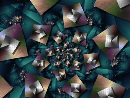 Orbital Traps 7- rocamiadesign by Ultra-Fractal