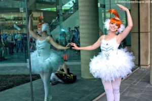 Otakon 2014 - Princesses of Dance(PS) 17 by VideoGameStupid