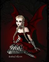 Vampire Dolly by LadyIlona1984