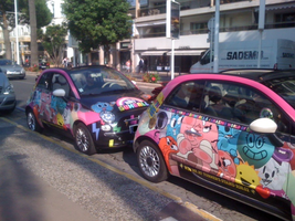 Gumball Cars by DoctorWii