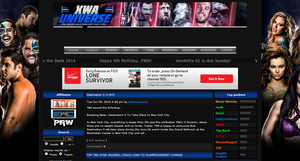 Attention Pro Wrestling Fans by xwadigg