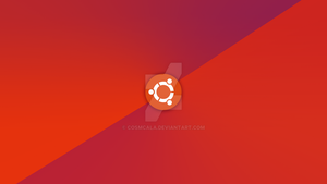 Ubuntu Wallpaper by bgiesing39