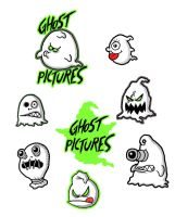 Ghostpictures-Logo by Yeocalypso
