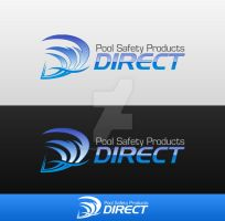 Pool Safety Logo DIRECT by overminded-creation