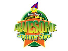 KT's Super Mega Awesome Crossover Show! Logo by CreativeArtist-Kenta