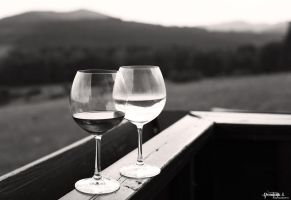 Wine. by DominikJPhotography