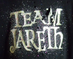 TEAM JARETH shirt by hawthorne-cat