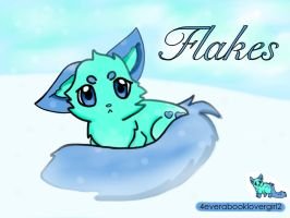Snow flakes by 4everabooklovergirl2