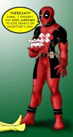 OLD: My Deadpool Valentine by WolfenM