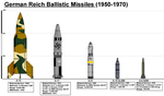 German Reich Missiles by PaintFan08