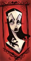 Vampira by skullberries