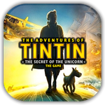 Adventures of Tintin Game Icon by Wolfangraul