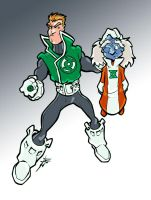 Guy Gardner by Blindman-CB