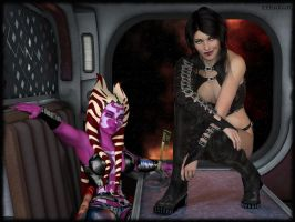 Join Us If You Dare by Ethakar