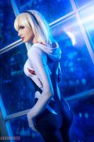 Spider Gwen by Cosplay by andrewhitc