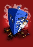 Dr Whorrible's Revenge by jimspon