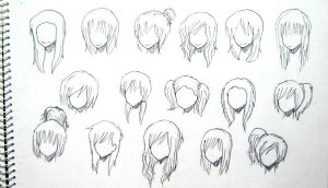 More-ish hairstyle Ideas by redhotcinnamontwist