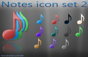 notes icons by tonev