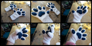 Adams Handpaws by CuriousCreatures