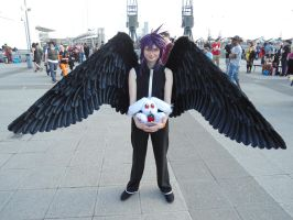 Dark Mousy MCM Expo 2013 by Lady-Avalon
