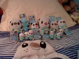 Oshawott Collection *NEW* *READ DESC* by Number1OshawottFan