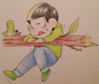 *OLD* inchworm by dogfood66
