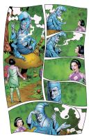 Lost in Space #4 pg 8 - Malice in Wonderland by PatrickMcEvoy