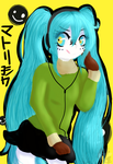 Miku Matryoshka - Vocaloid by GypsyCuddles