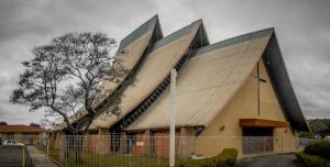 Immaculate Conception Parish by LuizHybiak