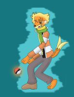 Barry into Buizel Tf by 3waycrash