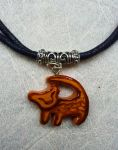 Simba Necklace by Mistrel-Fox