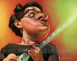 Brittany Howard by Jubhubmubfub