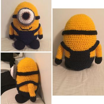 Minion by bumblebee5757
