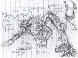Ziephias Concept sketch by JBugallo