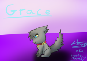 Grace the kittypet by pokebulba
