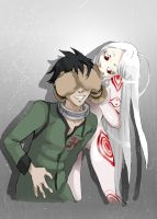 Deadman Wonderland: Catch you by AmaneMiss