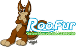 Roofur Mascot Logo by Marquis2007