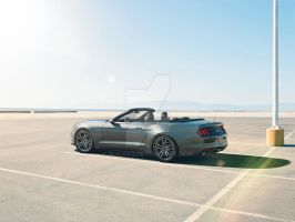 2015 ford mustang convertible by boci008