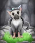 Trico The Last Guardian by dreamingsandwich