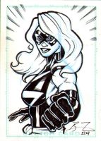 Sketch Card Commission by Bryce-Lee