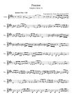 Passion Kingdom Hearts II sheet music pg. 1 by Noiporcs
