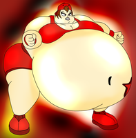 Red Sumo by MrPr1993