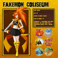 Fakemon Coliseum: Brass by MTC-Studio