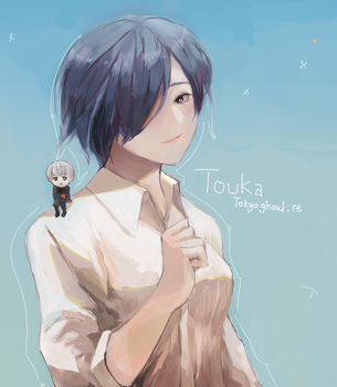 toukaaaa by mierume