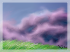 Rosy Clouds by saphiremomo
